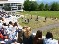 Spectacle de danse au LGM ….un atelier hebdomadaire bientôt au Lycée !